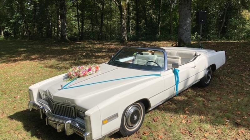 Cadillac Eldorado Fleetwood Convertible 1976